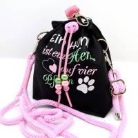 Leckerlibeutel Ein Hund ist ein Herz auf vier Pfoten, in 2 Ausführungen Bild 1