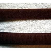 Klettband braun Bild 1