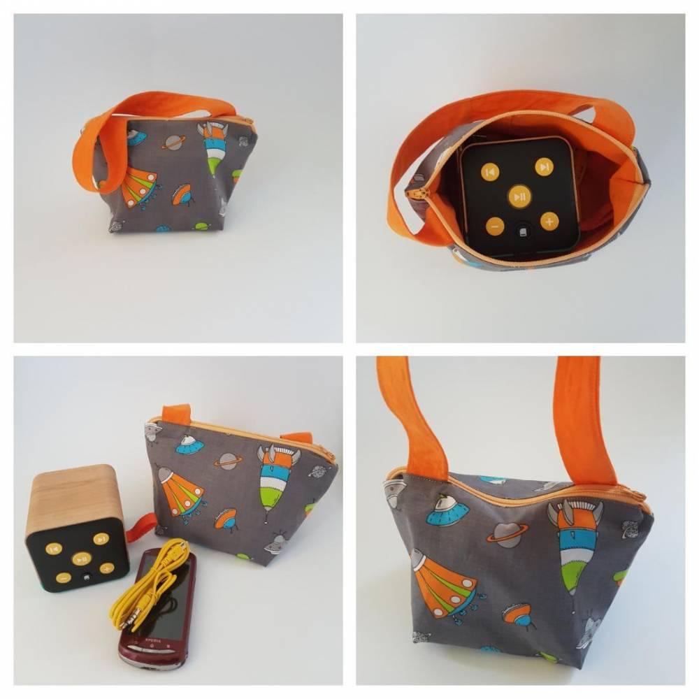 ♥ Kindertasche / Tragetasche im Wunschdesign für Tigerbox ♥ Bild 1