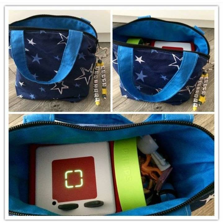 Kindertasche für Toniebox (TM) im Wunschdesign  Bild 1
