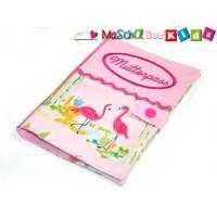 Mutterpasshülle Dekor Flamingo Bild 1