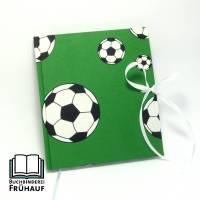 Tagebuch Fußball Notizbuch Poesiealbum Freundebuch Bild 1