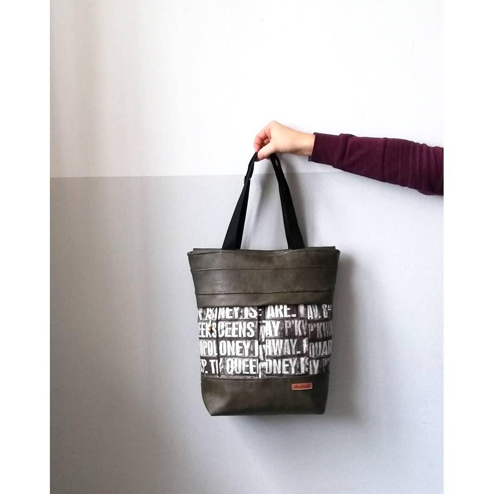Rucksack-Tasche Mila, 3 in 1 Tasche, Handmade Bild 1