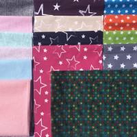 Baby Fotobuch Stoff mit Name, personalisierte Album aus Baumwolle, Baby das erste Foto-Album, Knisterbuch mit Rasseln und Quietsche Bild 2