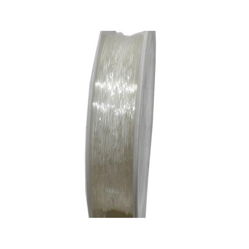 0,17€/m Stretchband, Nylon 0,8 mm Ø / 8 Meter Bild 1