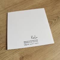 """Grußkarte, Glückwunschkarte """"Diamantene Hochzeit"""" aus der Manufaktur KarLa Bild 7"""