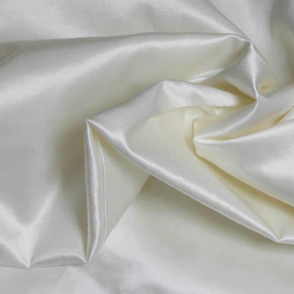 Stoff Hochzeit Brautstoff Brauttaft Taft Baumwolle Seide Elastan Bild 1