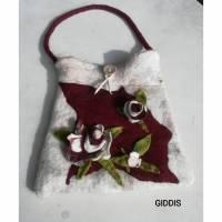Schultertasche, Filztasche, Tasche Bild 1