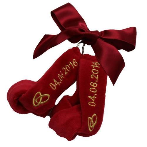 Schlüsselanhänger Geschenk Hochzeitstag Verlobung personalisierbar