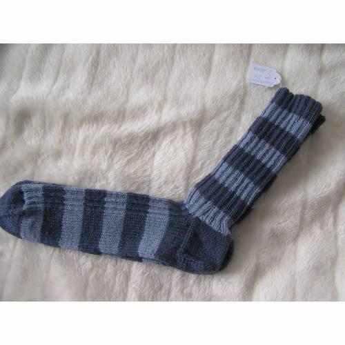 Socken - Gr. 50 - reine Handarbeit