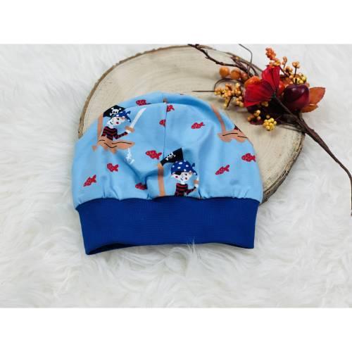 Beanie Mütze Piraten