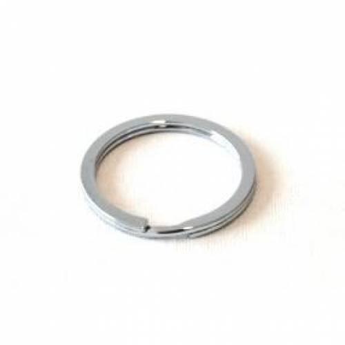 Flacher Schlüsselring 30mm