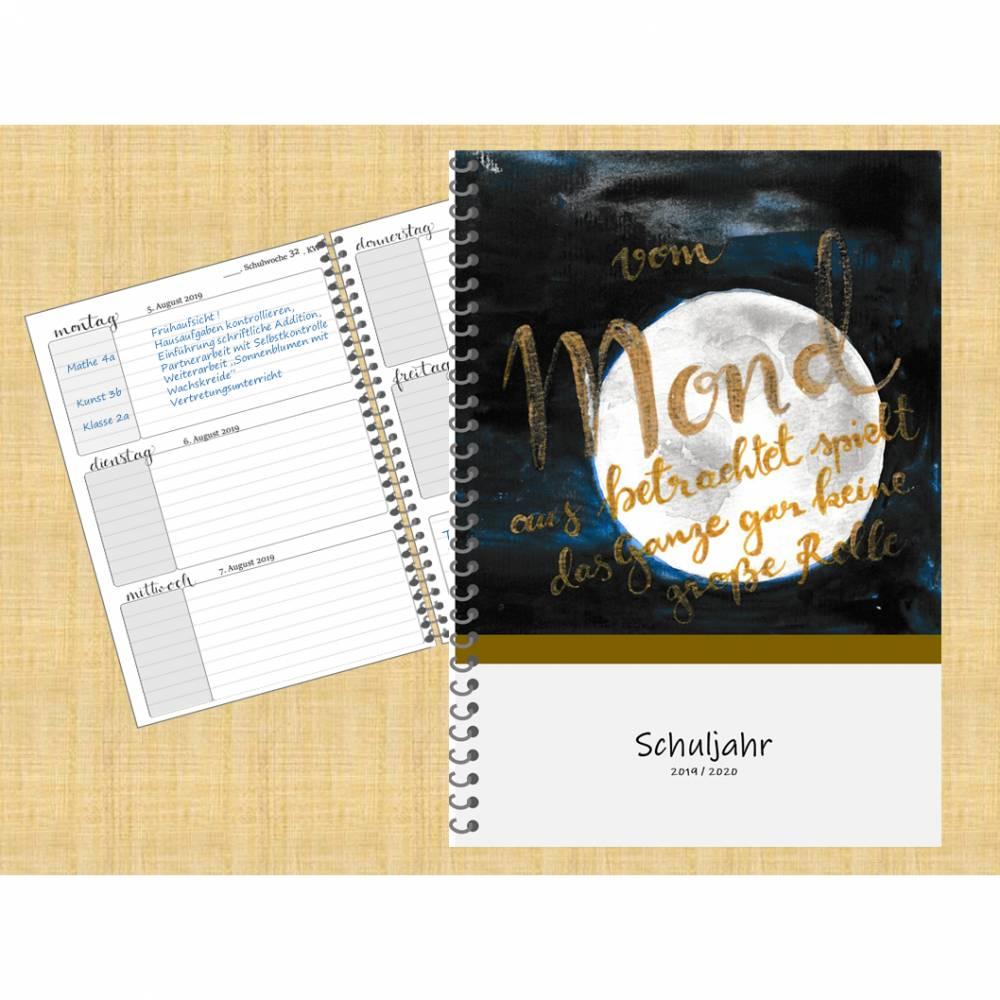 Lehrerkalender, Kalender, Schulplaner 2020/21 Bild 1