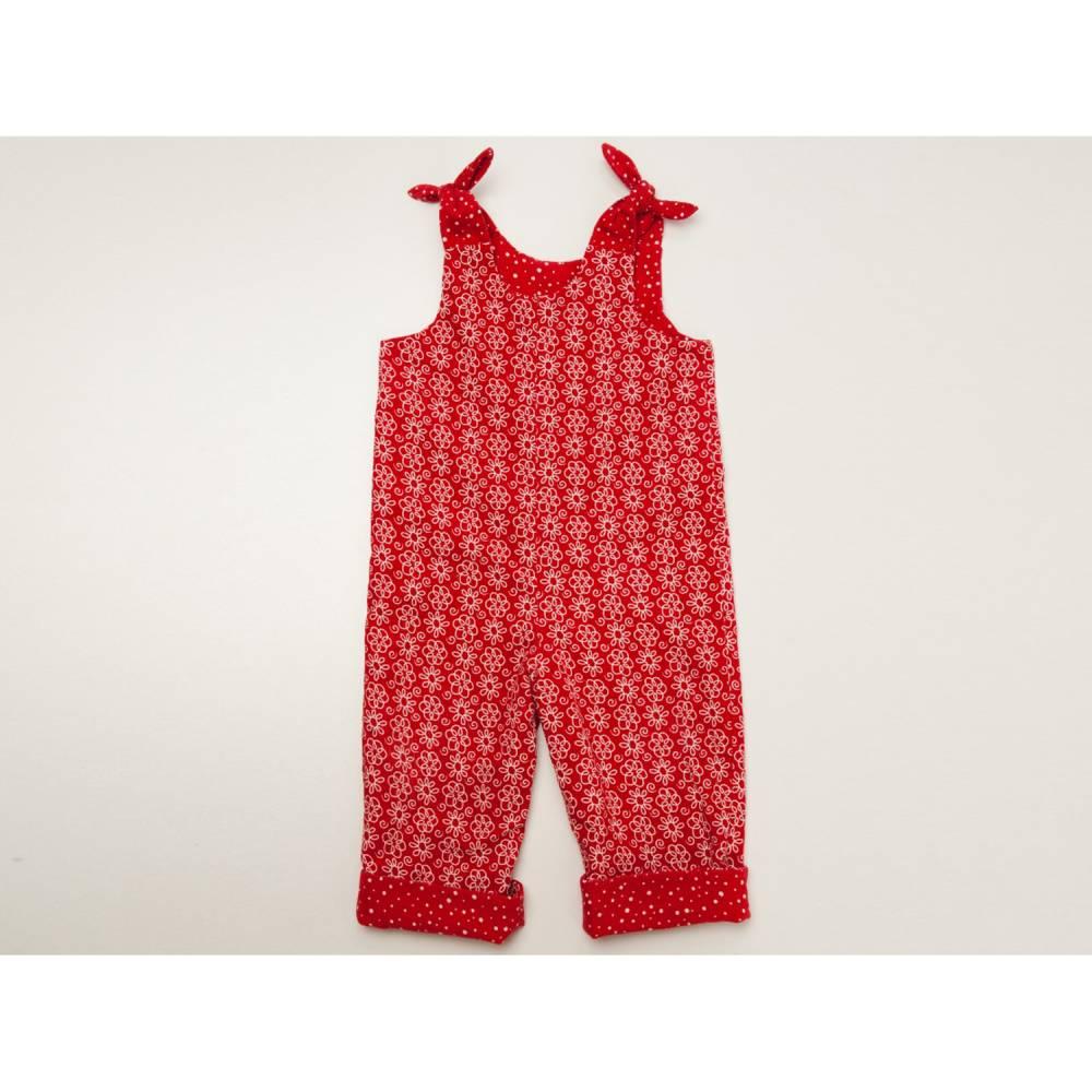 Carolilly Baby Jungen Latzhose Kord Overall Einfarbig Jumpsuit Strampler Retro Hose mit Hosentr/äger Tr/ägerhose mit Kn/öpfen