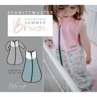 Sommer-Schlafsack mit & ohne Arme   SUMMERBREEZE Bild 1