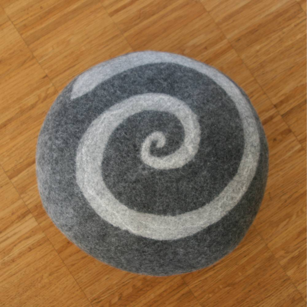 Yogakissen - Meditationskissen - Bodensitzkissen Bild 1