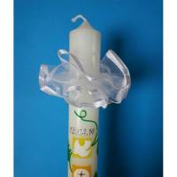 Tropfschutz für Kerzen bis max. 5cm Durchmesser Bild 1