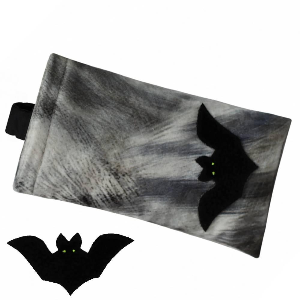 Handytasche Handyhülle Etui Handyhüllen Täschchen Fledermaus Bild 1