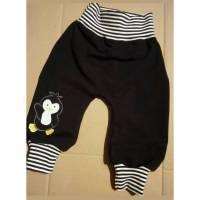 Baby Hose / Kinder Pumphose in den Gr 50/56 bis 122 aus Jersey Bild 1
