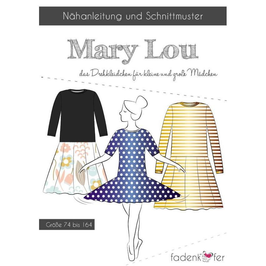 Papierschnittmuster Fadenkäfer - Mary Lou Kinder Bild 1
