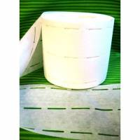 Bundfix / Stanzband 40 mm breit - aufbügelbar Bild 1
