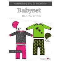 Schnittmuster von Fadenkäfer Babyset Bild 1