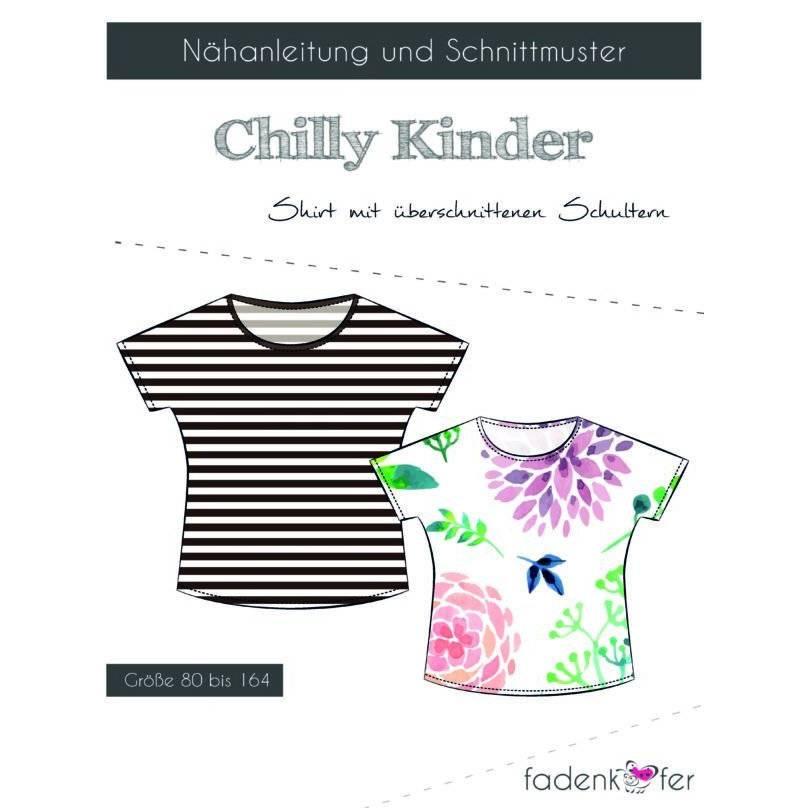 Papierschnittmuster Fadenkäfer - Chilly Kinder Bild 1