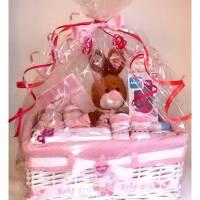 Geschenkkorb Babygirl XL Bild 1