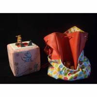 Musikbox Tasche ,Tonie Tasche, Maltasche  Bild 1