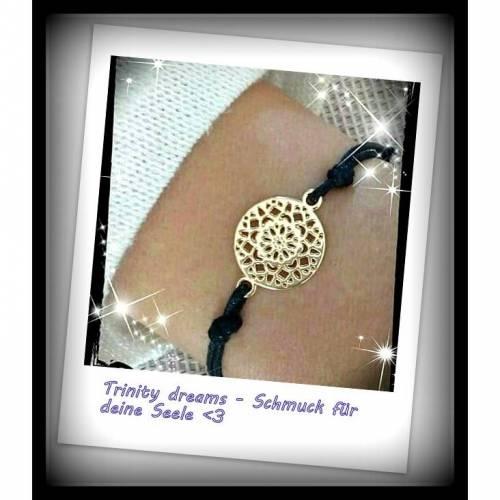 Filigranes Mandala Armband im angesagten Boho Stil, ein Must have für diesen Sommer und viele weitere sowieso ❣️