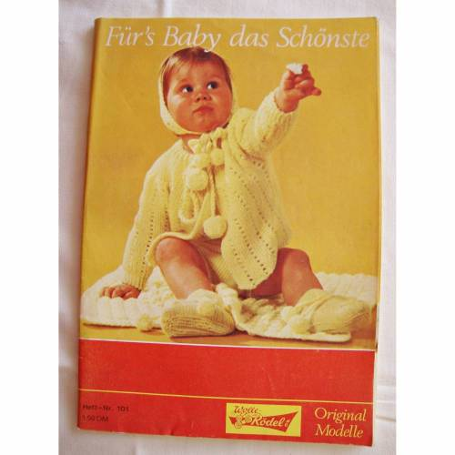 Für´s Baby das Schönste, Heft-Nr. 101, Wolle Rödel