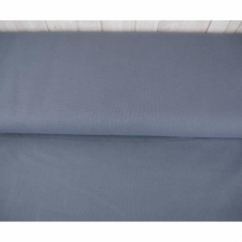 Canvas Baumwolle grau Stoff Taschenstoff Meterware