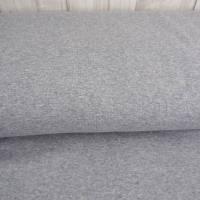Bündchen grau meliert graumeliert Heike Swafing Stoff Bild 1