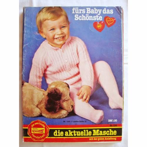 Für´s Baby das Schönste, Buch-Nr. 106, Wolle Rödel
