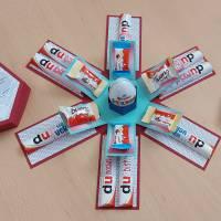 Explosionsbox für Süßigkeiten - Plotterdatei Bild 4