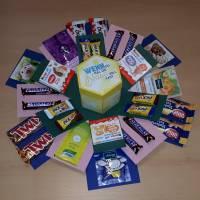 Explosionsbox für Süßigkeiten - Plotterdatei Bild 7