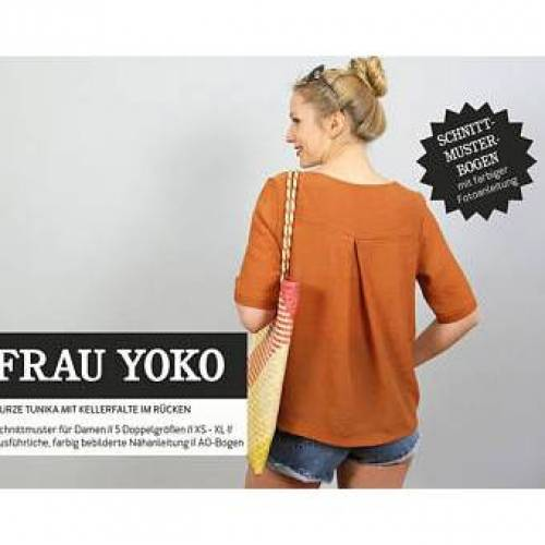 Schnittreif -Schnittmuster FrauYOKO