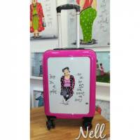 Koffer ( Trolley) Frau über 50  Bild 1