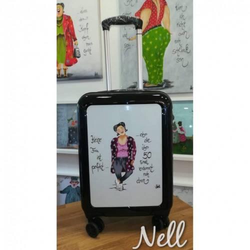 Koffer ( Trolley) Frau über 50