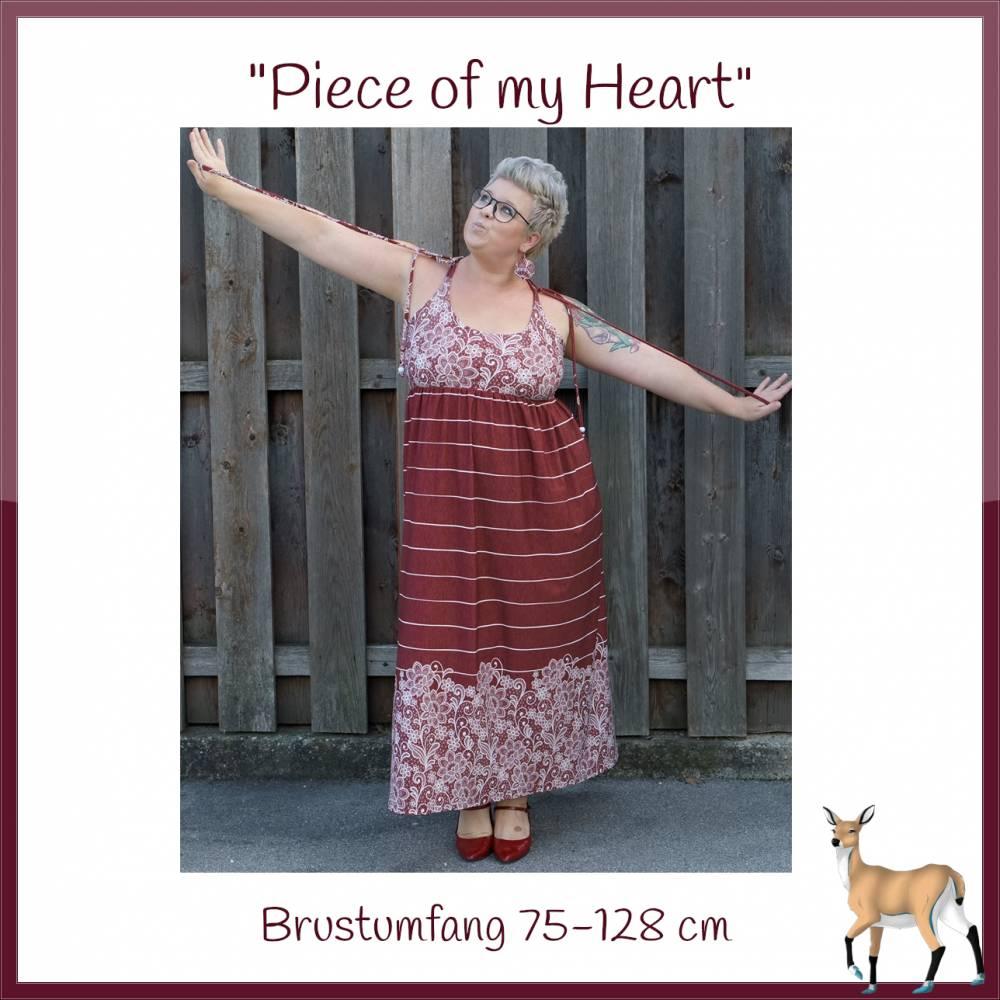 Ebook Kleid Piece of my Heart Brustumfang 75-128 Bild 1