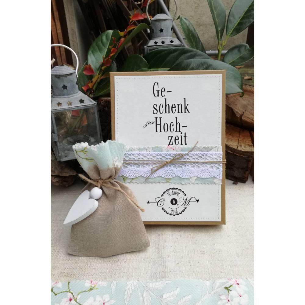 Hochzeitsgeschenk personalisiert Geschenk Brautpaar Hochzeit Geldgeschenk Hochzeit Vogelhaus