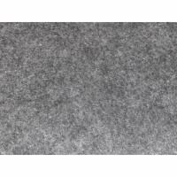 Filzplatte 30x20cm 3mm grau meliert Bild 1