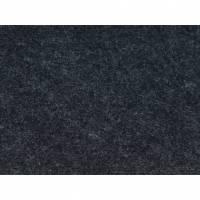 Filzplatte 30x20cm 3mm schwarz meliert Bild 1