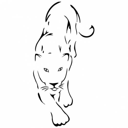 """Plotterdatei """"Panther"""""""