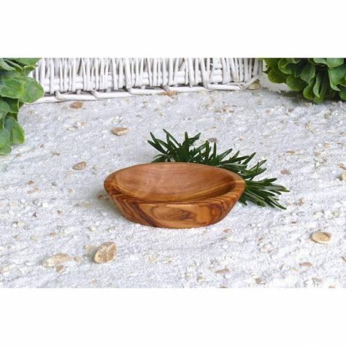 Schälchen oval MINI aus Olivenholz