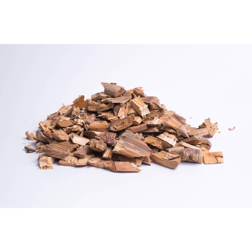 Chips aus Olivenholz zum Räuchern, 400g Bild 1