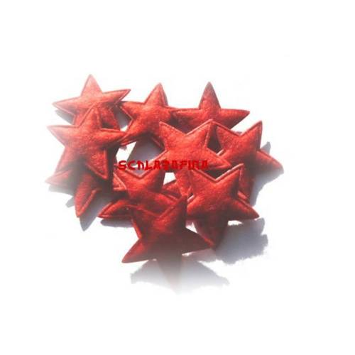 Sterne - rot - 3cm