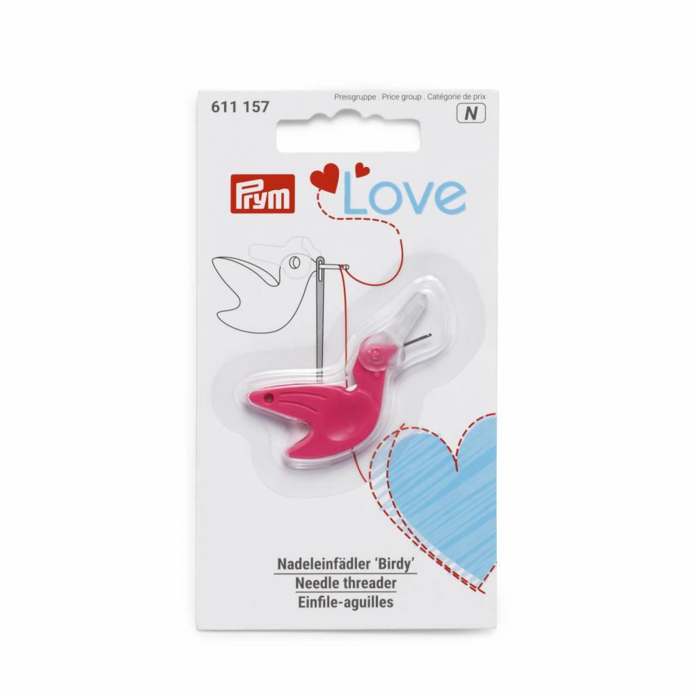 Prym Love ´Birdy`611157 Nadeleinfädler Bild 1