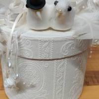 Geschenkverpackung für Geldgeschenk zur Hochzeit Bild 1