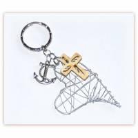 Schlüsselanhänger Glaube Liebe Hoffnung - auch für den Mann Bild 1